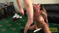 Horny Milf Jenna Joy gets her tight and wet holes destroyed - duration 11:21