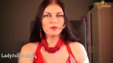 Mistress Domina Lady Julina Sklaven Brainfuck Trance Mesmerize Trigger