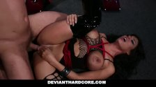 DeviantHardcore -  Latina MilF Dominated & Destroyed