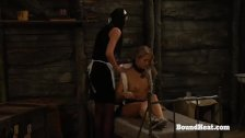 The Submission of Sophie: Spank And Whip Her Slave Ass
