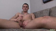 ActiveDuty Straight Tall Italian Soldier Jerks His Dick