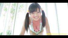 Kasumi Kobayashi Jav Idol Debut Teases In Her One Peace Very Cute Teen