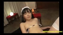 Famous Jav Idol Teens Fuck One Lucky Guy Dressed As Cosplay Maids - duration 10:11