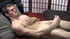 Jonathan Priest Strips Naked and Jerks Off