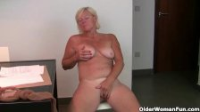 My favorite next door milfs from Europe: Emanuelle, Inge and Sabine