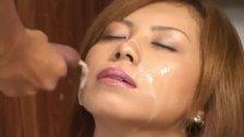 Aya Fujii ends premium fuck play with facial - More at hotajp com