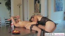 Babes - Trust Your Senses  starring  Shyla Jennings and Ryan Ryans