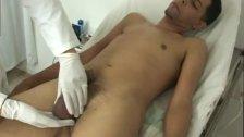 Boy kiss sleep gay sex Removing the gloves,