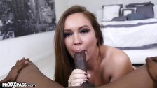 Maddy O'Reilly Gobbles & Swallows Isiah Maxwell's BBC