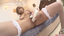 Big Titted MILF Sumire Matsu Squirts From Masturba - More at Pissjp com