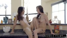College Girlfriends Fuck And Squirt On Kitchen Counter S24:E1