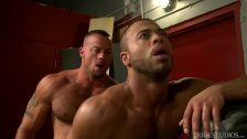 Sean Duran & Micah Brandt - HUNKS FUCK HOT INTERRACIAL BOYS