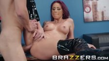 Brazzers - Monique Alexander wants her boots shined and her ass fucked - duration 8:00