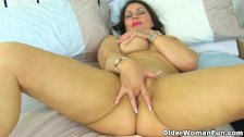 My favourite next door milfs from the UK: Red, Danielle and Raven - duration 18:36