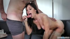 Spizoo - MILF Alana Cruise is punished by a big hard dick, big booty
