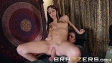 Brazzers - Hippie chick Rebecca Volpetti wants big cock