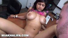 MIA KHALIFA - Tony Rubino Fingerblasts My Arab Pussy And I Ride His Dick