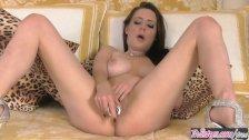 Twistys - Samantha Bentley starring at The Leopards Den