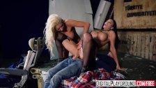 Fly Girl  Final Payload Scene 5  Jasmine Jae & Nicolette Shea & Danny D