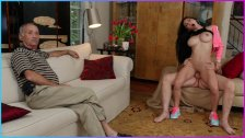 BLUE PILL MEN - Old Men Show Teen Jennifer aka Crystal Rae A Good Time - duration 12:00