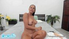 Diamond Kitty HOT BODY big TITS BIG ASS masturbation