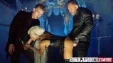 Nevermore Episode 4 Alyssa Divine, Danny D & Nacho Vidal