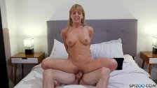 Spizoo - Cherie DeVille is fucked by her stepson, big boobs and big booty