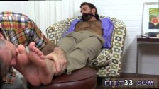 Erotic gay bare foot stories Chase LaChance