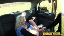 Fake Taxi Busty naughty nurse pisses and rough fucking with dirty cabbie
