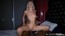 BLACKEDRAW Beautiful Teen's First BBC! - duration 12:05