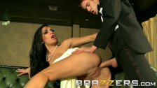 Brazzers  -  Secret Agent Danny D pounds Honey Demon in the ass