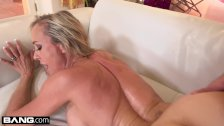 Squirting Brandi Love loves having a thick dick in her pussy - duration 11:54