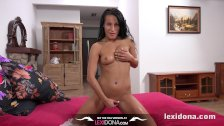 Lexidona - I love to get fucked doggystyle while drenched in pee