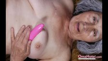 OmaHoteL Well Aged Hairy Lady Pictures Compilation - duration 8:15