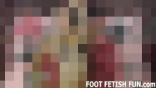 Femdom Feet Worshiping And Foot Fetish Videos