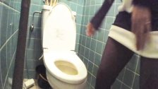 asian young girl voyeur toilet peep movie