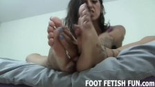 Foot Fetish Obsession And Female Domination Porn