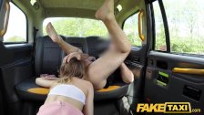 Fake Taxi Petite stalker Rhiannon Ryder takes a big facial after hard sex