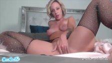 CamSoda - Jada Stevens Masturbation Anal Plug Orgasms