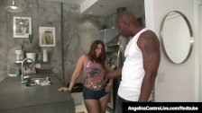 Angelina Castro Helps Lexi Lockhart Get Some Black Cock!