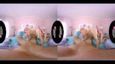 TSVirtuallovers VR - Tranny Star TS Princess