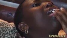 african interracial sex orgy