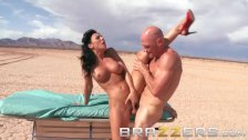 Brazzers - Hot Nurse Rachel Starr gets pounded by Johnny Sins' big cock