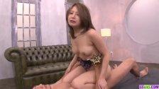 Mariru Amamiya likes her dicks properly in place - More at javhd net
