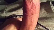 Amateur homemade wanking masturbate large hard cock