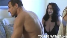 Bisexual Pegging And Strapon Domination Porn