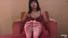 Princess Lacey - You Will Worship My Feet Hypn0