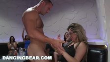 DANCING BEAR - Time For Some CFNM Male Stripper Action!