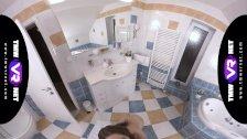 TmwVRnet - Linda Weasley - Brushing teeth with sperm