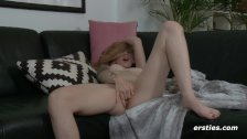 Alluring Amateur Awakens from Sexy Dream